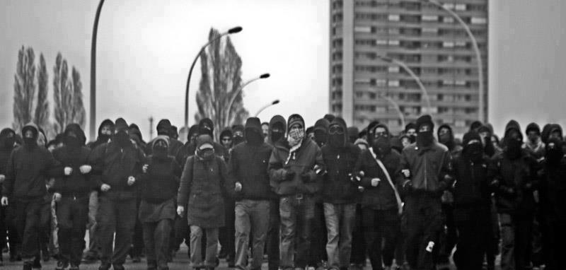 ,black bloc egypt