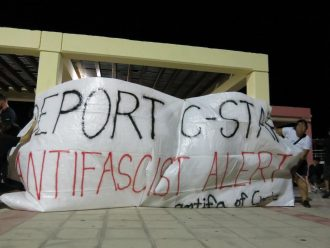 """Deport C-Star / Antifascist Alert"""